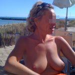 Dominique, mature divorcée naturiste de Marseille, dispo pour plan à 3