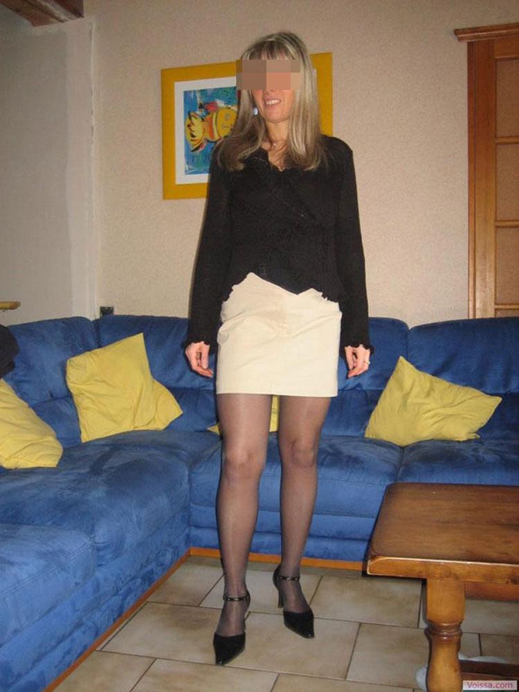 Georgina, femme mure célibataire de Rennes