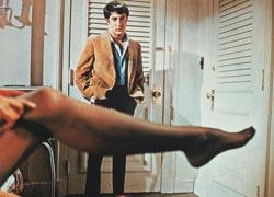 Le Lauréat avec Dustin Hoffman