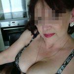 Yviane, bourgeoise gourmande de Reims, 54 ans, cherche jeune amant