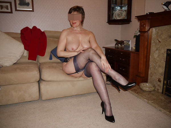 Yvonne, mature notable du Havre