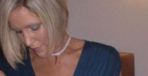 Irène, blonde divorcée de Corbeil Essonnes