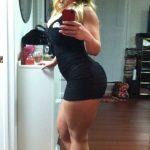 Erica, bombe sexuelle lyonnaise 47 ans a le feu au cul