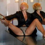Sexe sans tabous Evelyne, bourgeoise salope Tours