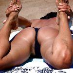 Alexandra, femme mure soumise, de Marseille, veut se faire dominer
