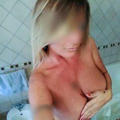 Nicole cougar blonde sexy Monaco