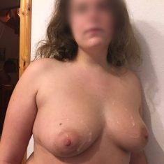 Maman coquine et ronde