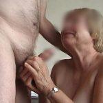Plan suce avec Germaine, 65 ans, de Pau