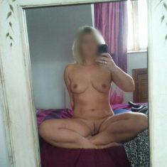 Rencontre sodomie Isabelle cougar blonde